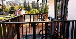 Люкс з видом на гори – готель Bukville