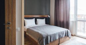 Стандарт з балконом – готель Bukville