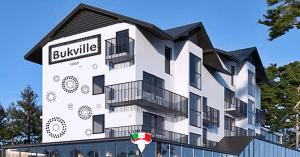 Готель Bukville, номер Стандарт з балконом